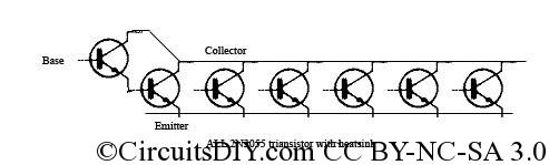 PWM inverter circuit - 500 Watt low cost – Circuits DIY