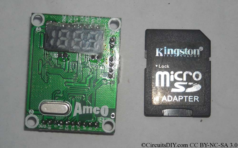 USB mp3 player kit