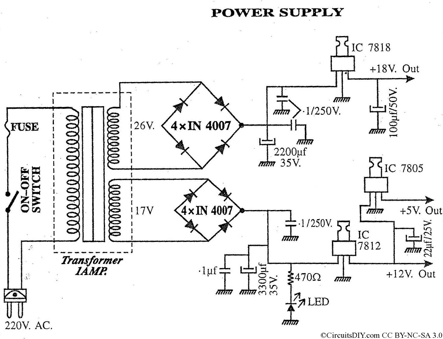 Homemade Dth Receiver Diagram Circuits Diy Fm Radio Circuit