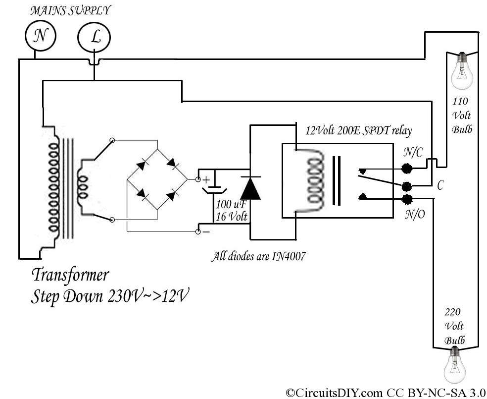 auto voltage lighting 230v relay wiring diagram relay modules diagram \u2022 free wiring 220 volt switch wiring diagram at soozxer.org