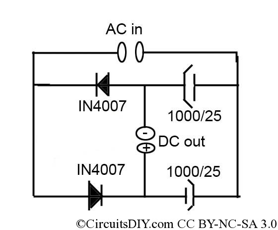 An easy to make voltage coupler(2X) circuit, for mini projects ...