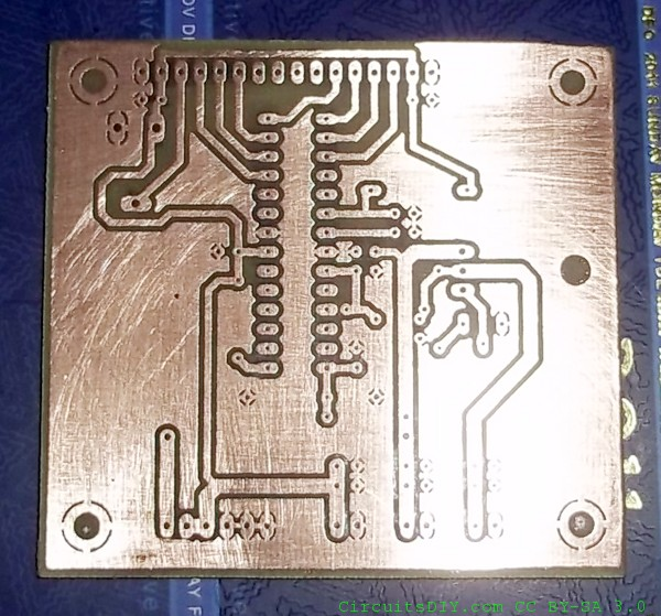 Professional PCB making at home