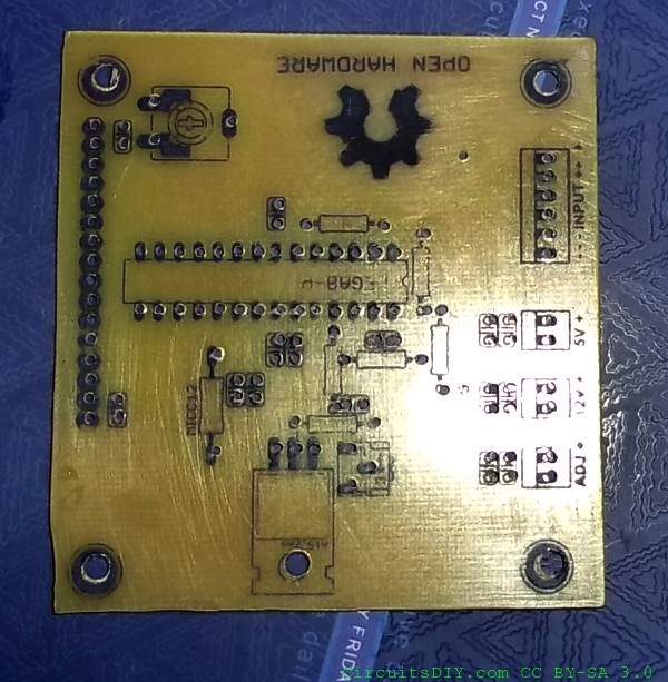 steps for making a pcb How to create printed circuit boards so you have that circuit designed and ready  however, the steps are relatively simple and can produce finer and more .