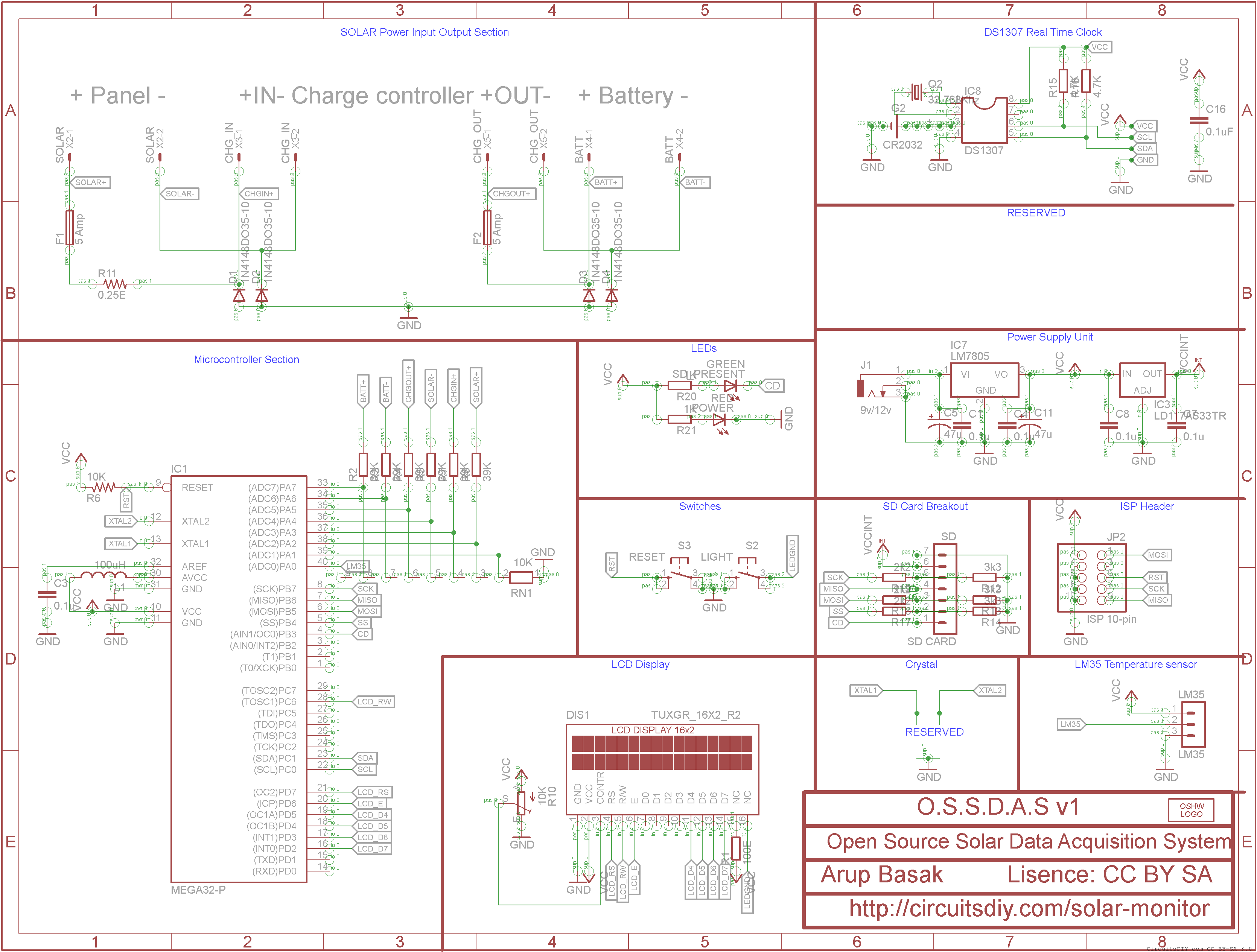 Usb Avr Programmer Final Based On Usbtinyisp Circuits Diy Atmel Isp Circuit Schematic This Is Update To The Schematics A Little Changed Now Include Header Pin For Breadboarding With Two Gnd Vcc So That