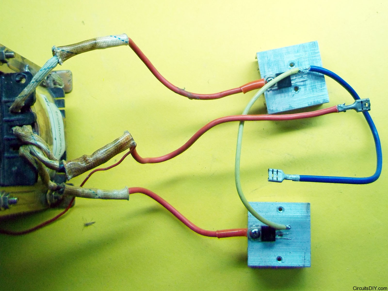 Step by Step: Make an Inverter's power stage (MOSFET)