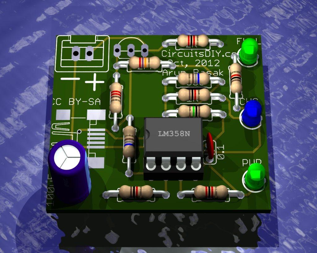 USB li-ion charger revision - Circuits DIY
