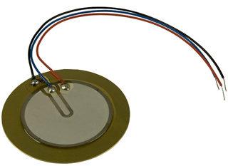 3 terminal piezo buzzer