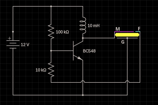 Simple Piezo Buzzer circuit diagram and project details