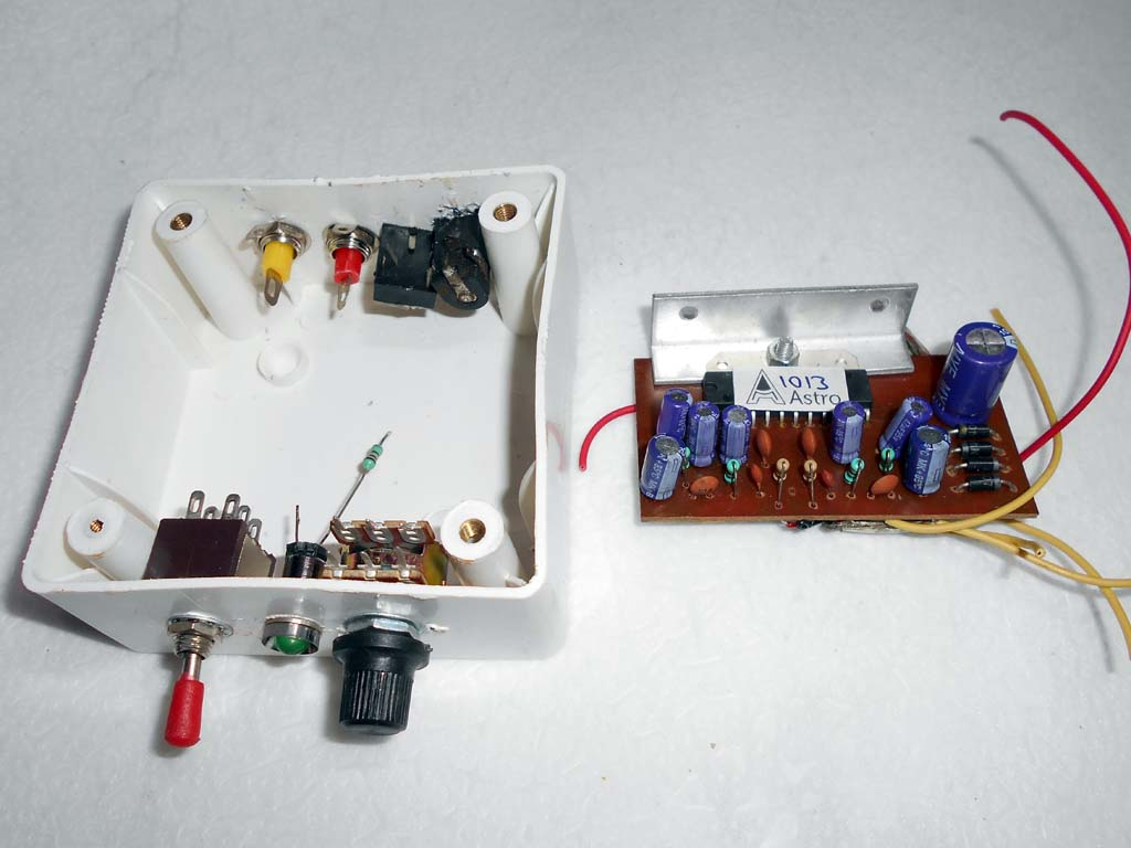 Simple Dekstop Audio Amplifier By A6283 Ic Circuits Diy Mp3 Player Circuit Diagram And Layout Modules For Installing The Volume Control Follow As Shown Below Incorrect Connection Will Make Behave Unexpectedly