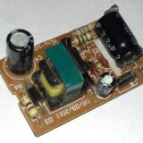 220v mobile charger circuit