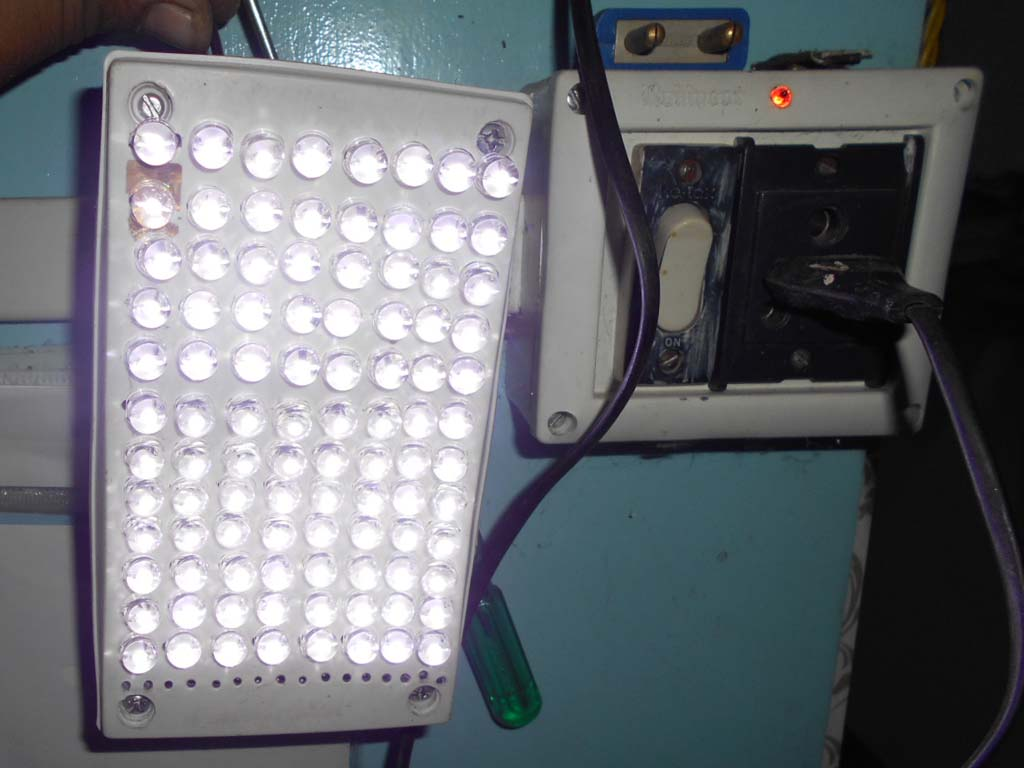 Directly Drive LED array from 230V AC
