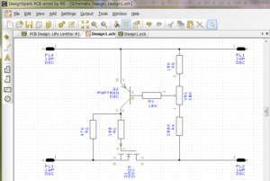 DesignSpark Free PCB design software