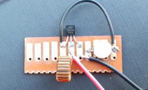 HH004F LED driver circuit