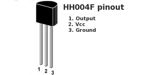 hh004f pinout