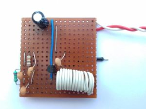stable fm transmitter circuit 1