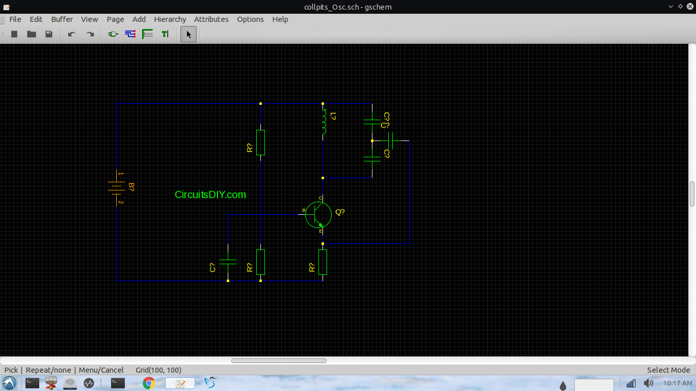 gEDA free PCB design software