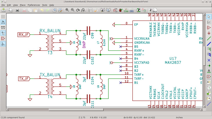 KiCad free PCB design software