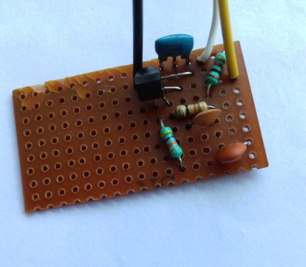 Simplest shortwave transmitter circuit ever